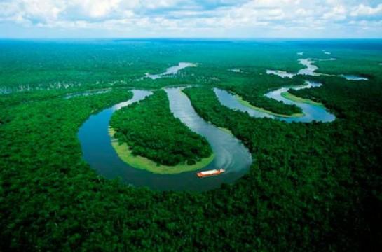 amazonas - rio